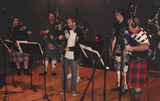 Bagpipe Session
